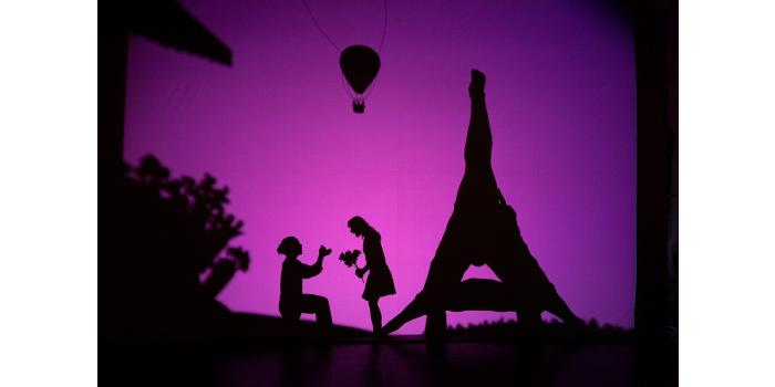 Pilobolus -  Shadowland: The New Adventure - Thursday, January 30 at 7:30 pm