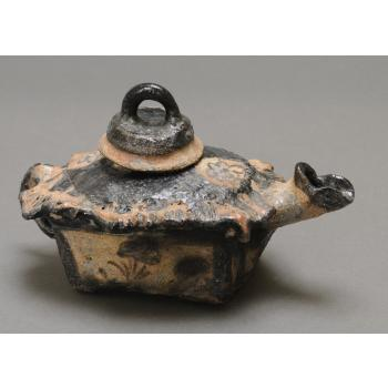 Untitled - Teapot with Lid