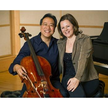 Yo-Yo Ma & Kathryn Stott - SOLD OUT (photo credit: Todd Rosenberg)