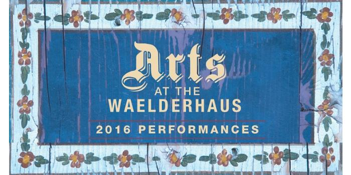 Events at The Waelderhaus